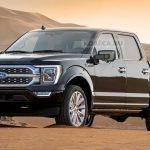 Ford F-150 2021 sẽ mở bán vào tháng Sáu năm nay