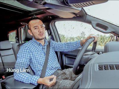 Đánh giá xe Ford Everest Titanium 4WD 2019